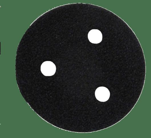 three holed pad savers