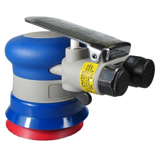"3"" Storm 10,000 RPM Air-Powered Orbital Sander"