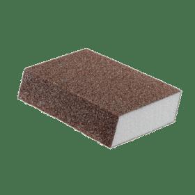 sanding brick
