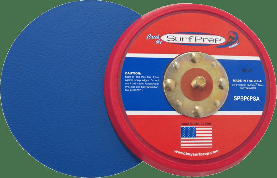 SurfPrep 3″ Backup Pad Hook & Loop