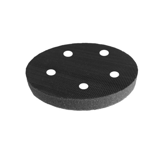 interface pads with holes