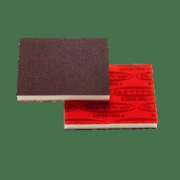 Red A/O Foam Abrasives