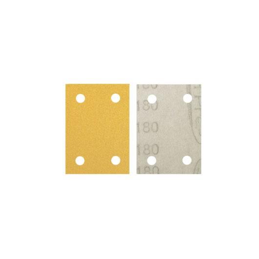 SurfPrep 3″ x 4″ Paper Sheets (Hook & Loop) with holes