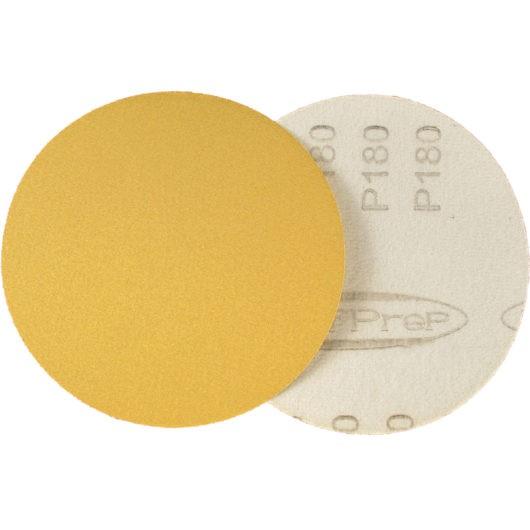 SurfPrep 5″ Paper Discs (Hook & Loop) without holes