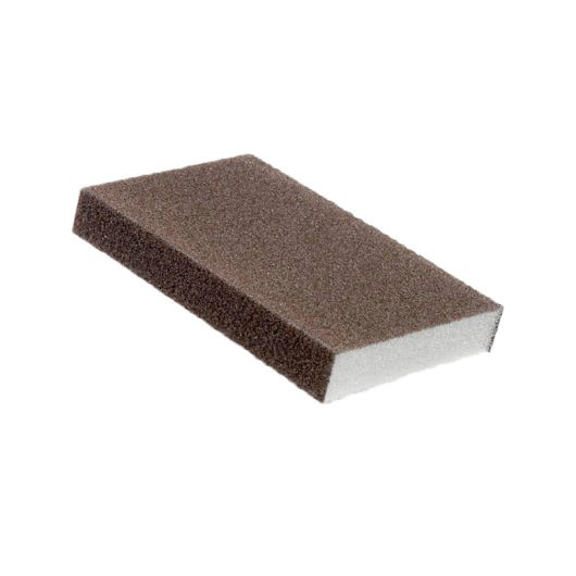 Dixon 3 Sided 1/2″ Sanding Block (Brown A/O)