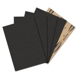 SURFPREP 9″ X 11″ SANDPAPER SHEETS black