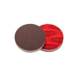 SurfPrep 3″ Foam Pads – 10MM Thick (Premium Red A/O)