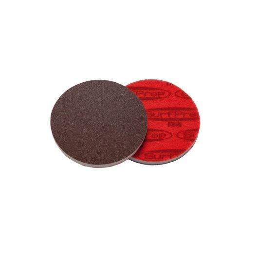 SurfPrep 3″ Foam Pads – 5MM Thick (Premium Red A/O)