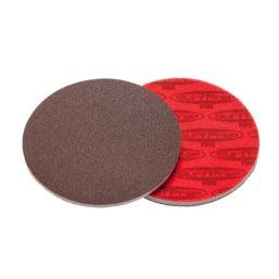 SurfPrep 5″ Foam Pads – 5MM Thick (Premium Red A/O)