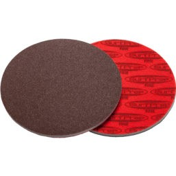 SurfPrep 6″ Foam Pads – 5MM Thick (Premium Red A/O)