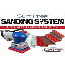 sanding systems Electric Ray Random Orbital Sander