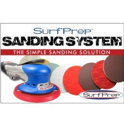 surfprep sanding systems