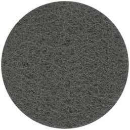 SurfPrep White Non-Woven Abrasives black circle