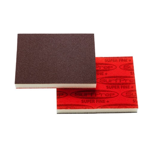 SurfPrep 3″ x 4″ Foam Pads (Premium Red A/O)
