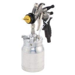 HVLP Spray Gun with 1 Quart Cup