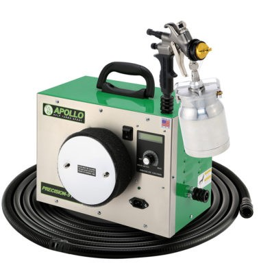 5-Stage Turbo Spray System with A7700QT Spray Gun and 32′ Air Flex Hose