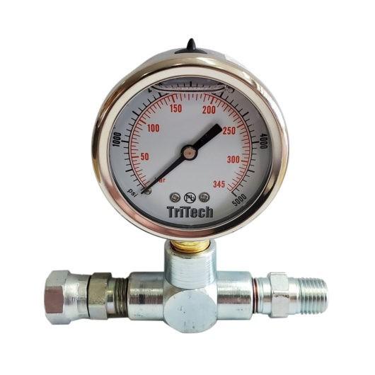 TriTech Fluid Pressure Guage kit