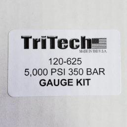 gauge kit sticker