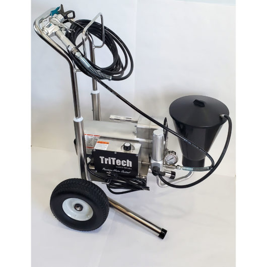 TriTech T4 Fine Finish Lo Cart System