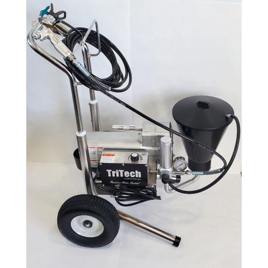 TriTech T5 Fine Finish Lo Cart System